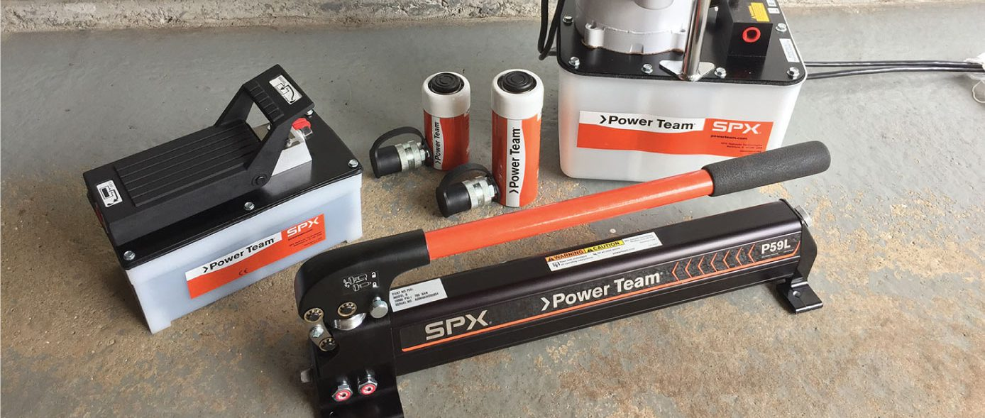National Hydraulic Supply Spx Stone Fenner Distributor Sno Way Wiring Harness Shop Power Team Pumps And Cylinders