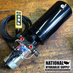Double-Acting Hydraulic Power Unit