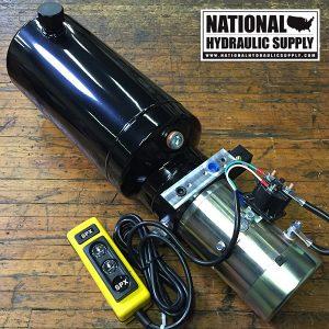 Single-Acting Hydraulic Power Unit