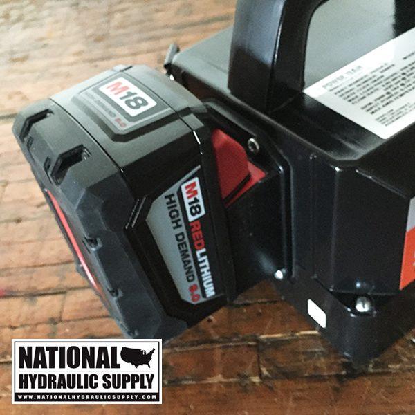 Power Team PB104 Cordless Hydraulic Pump